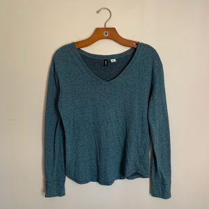 BDG V-Neck Sweater Top